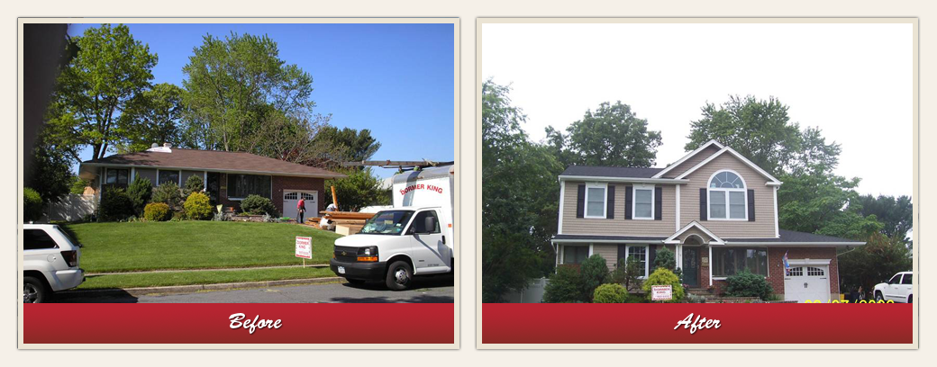 Before And After Dormer Photos Long Island Nassau